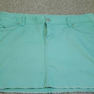 Express mini skirt. Size 12
